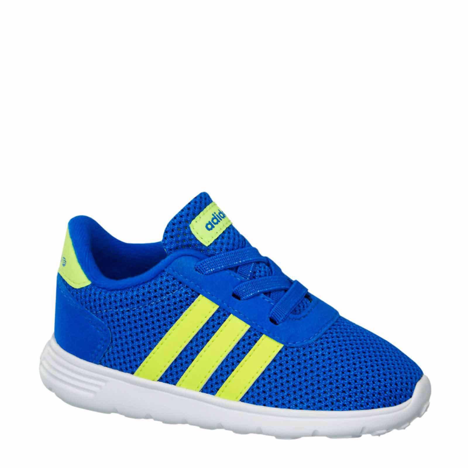 adidas neo schoenen blauw