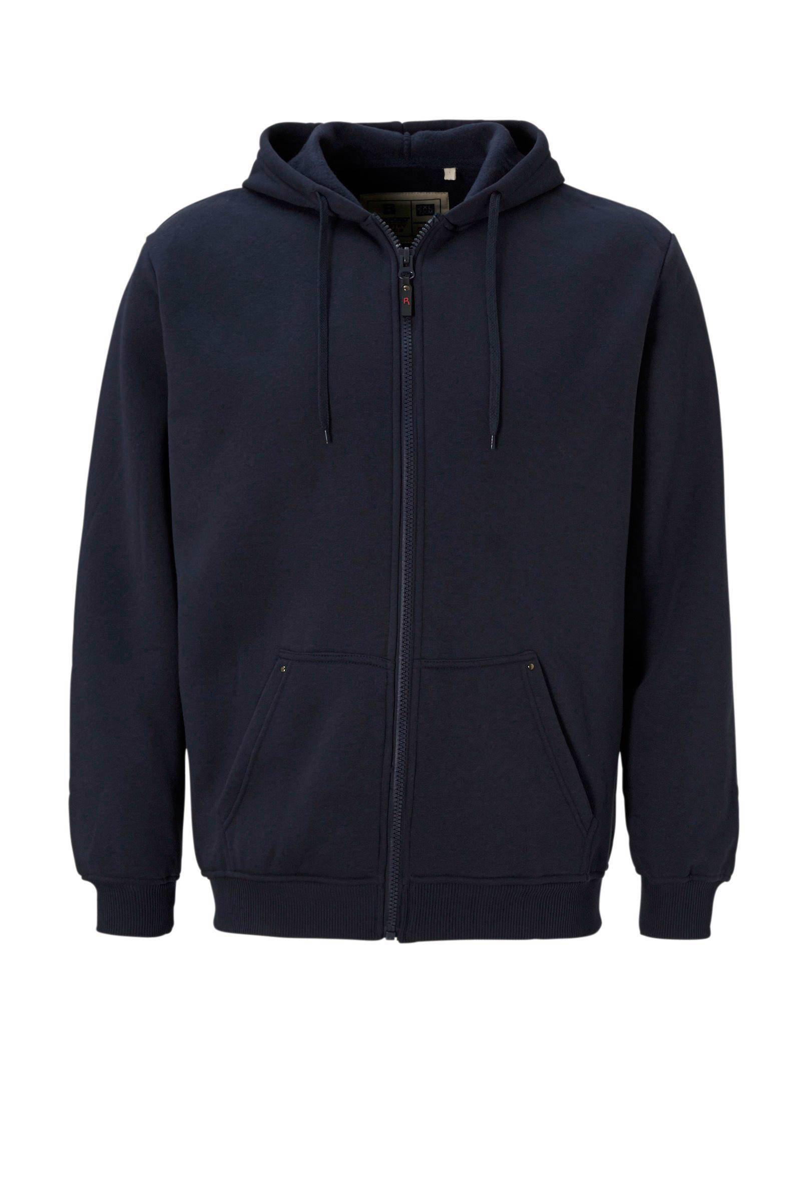 Rockford +size hooded sweatvest