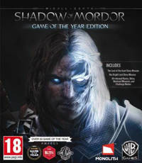 Shadow of mordor (Game of the year) (Xbox One)
