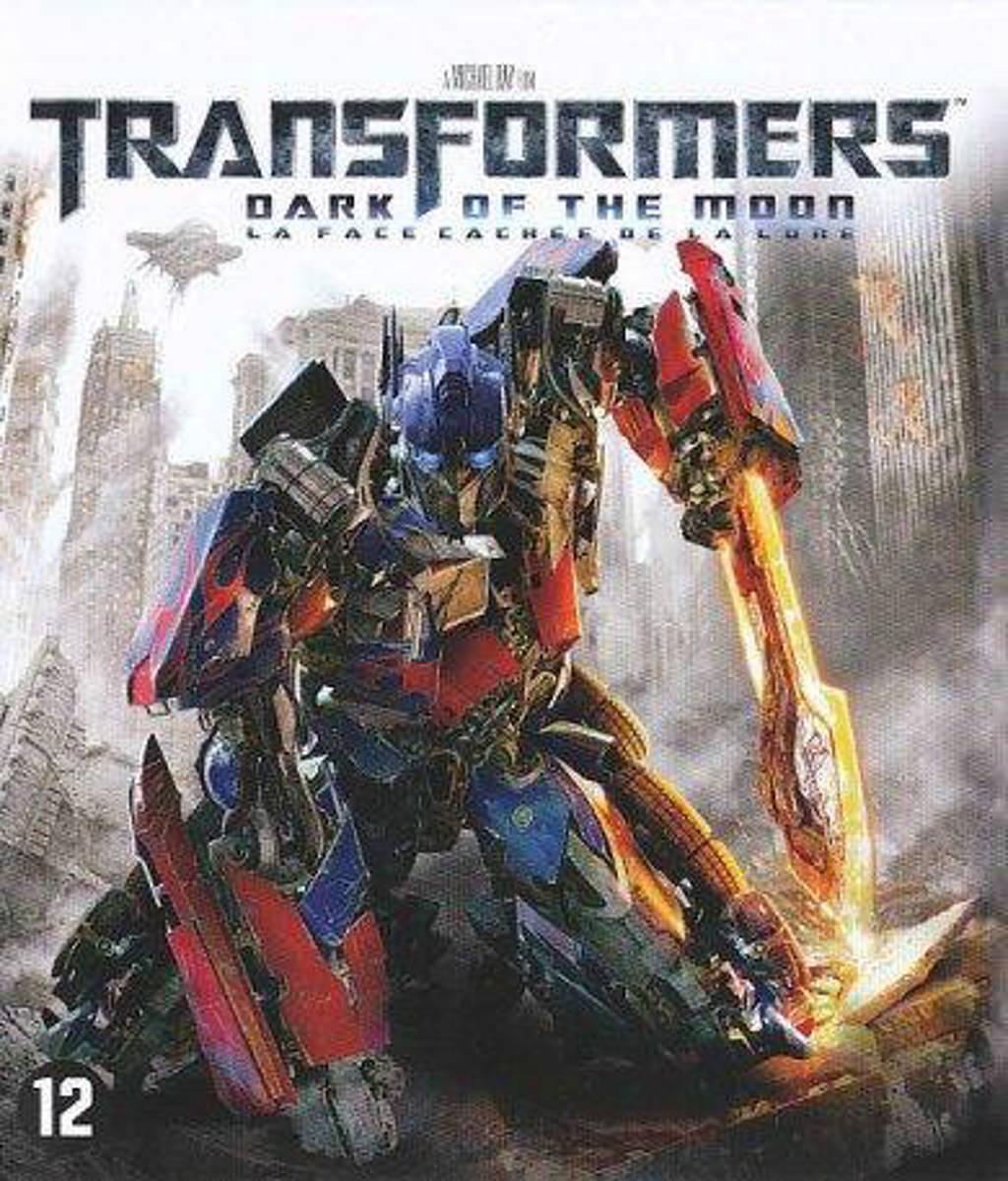 Transformers - Dark of the moon (Blu-ray)