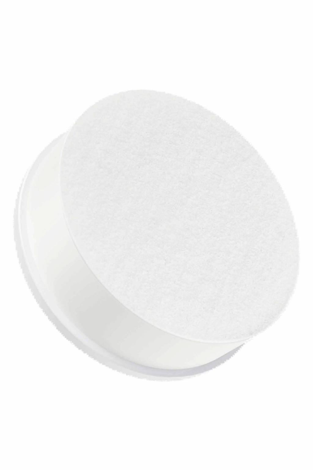 Braun Face SE80b opzetborstels - beauty spons