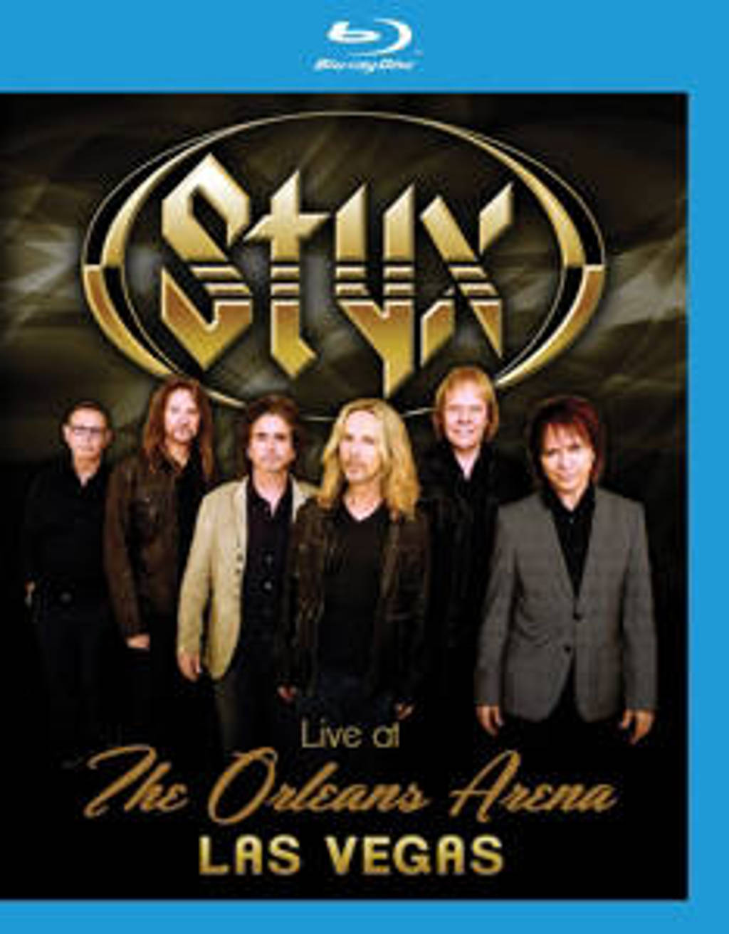 Styx - Live At The Orleans Arena Las Vegas (Blu-ray)