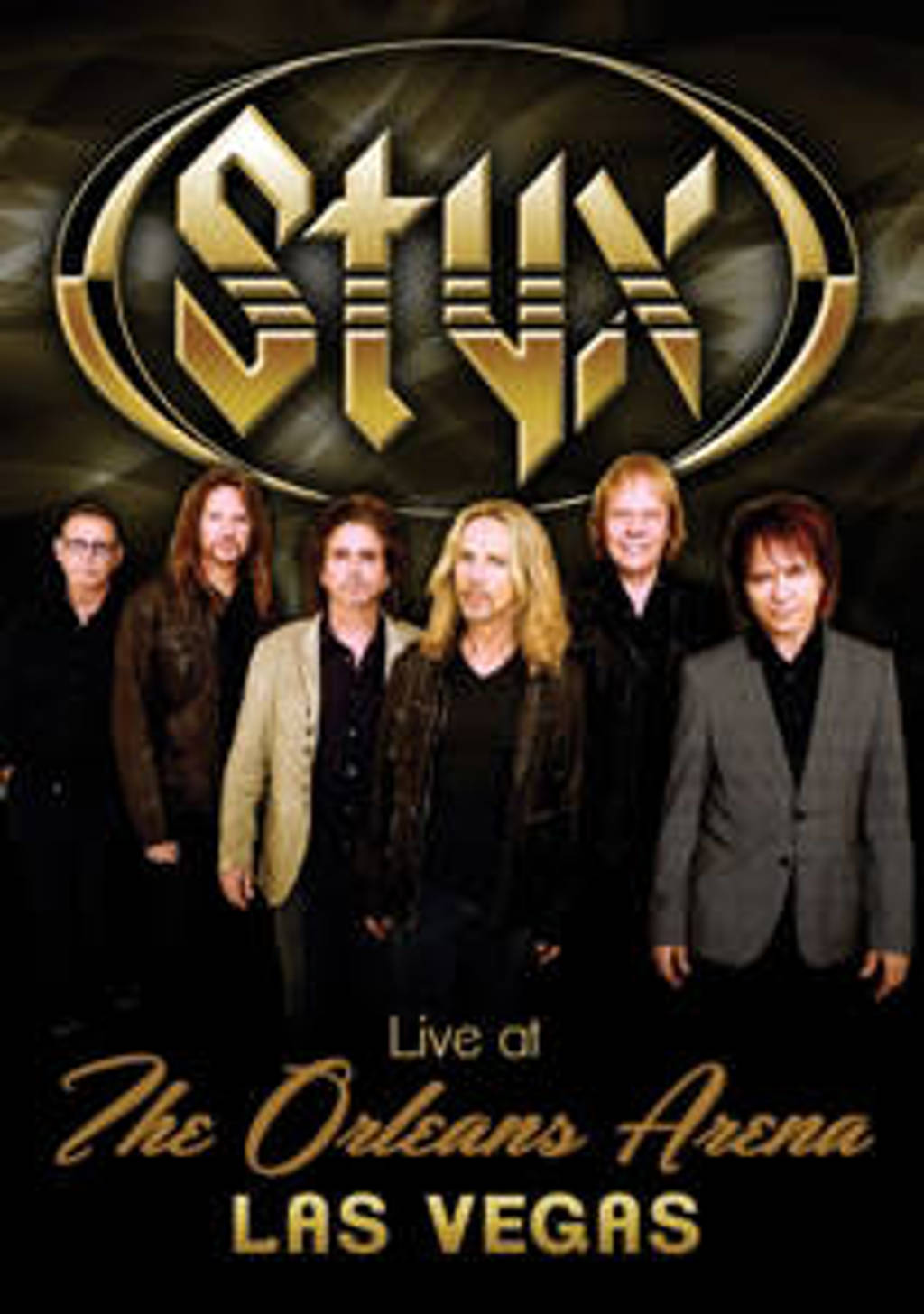 Styx - Live At The Orleans Arena Las Vegas (DVD)
