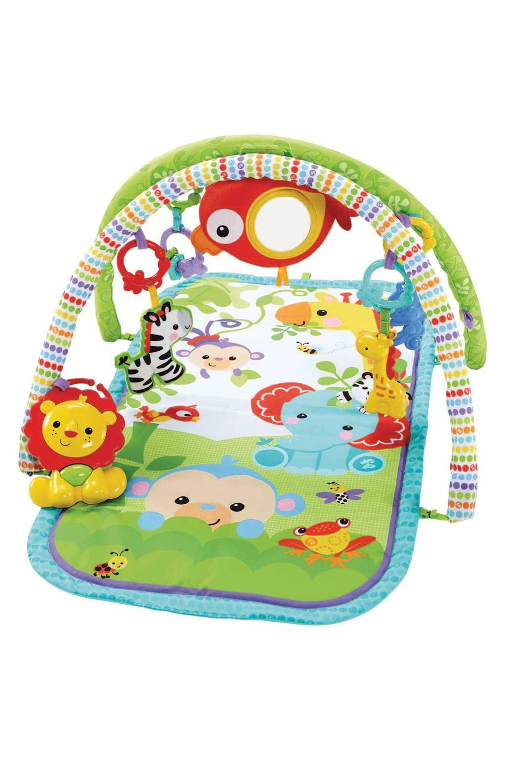 Fisher-Price 3 in 1 muzikale babygym