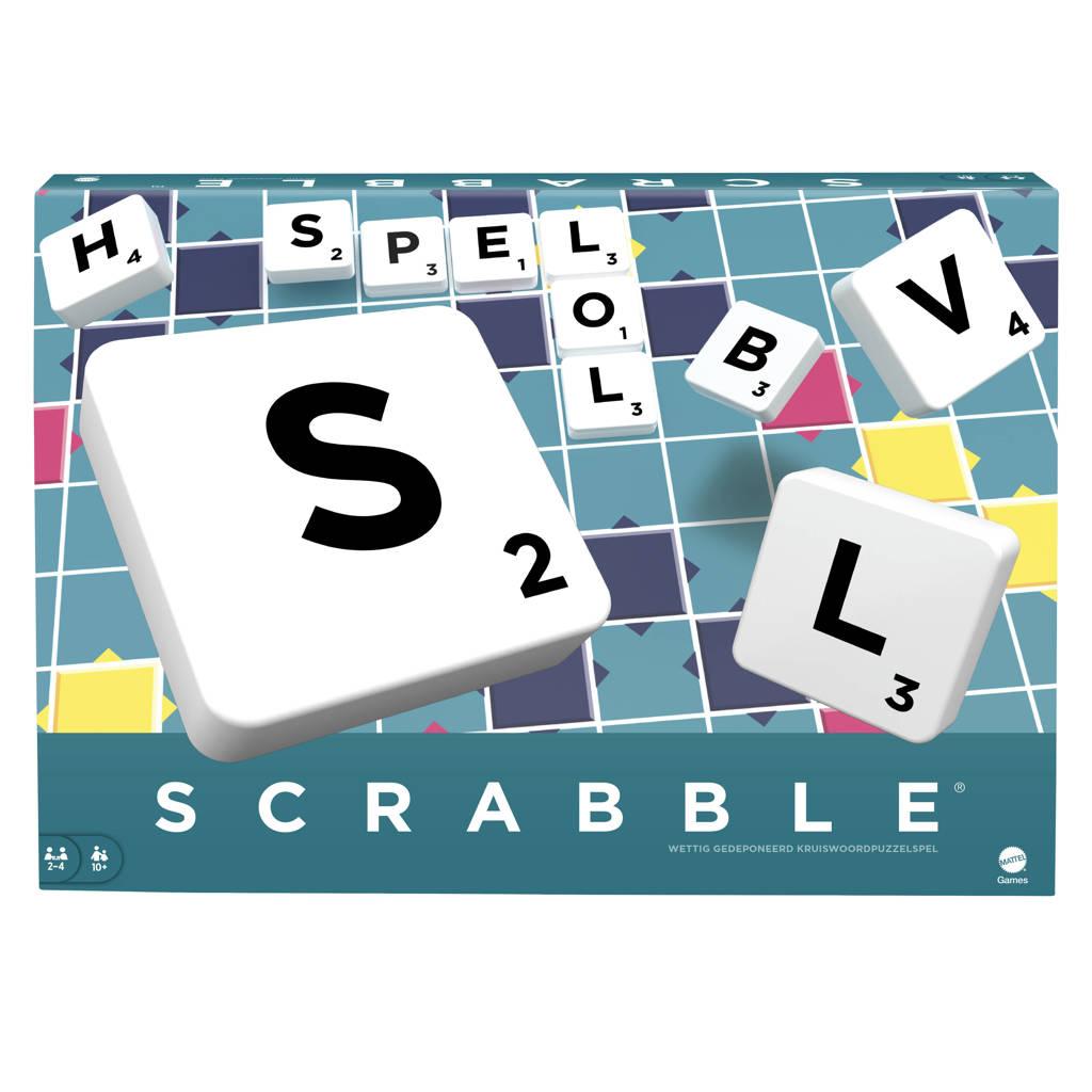 Mattel Scrabble original denkspel