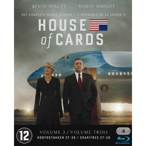 House of cards - Seizoen 3 (Blu-ray) kopen