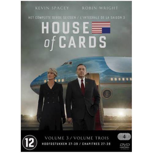 House of cards - Seizoen 3 (DVD) kopen