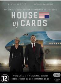 House of cards - Seizoen 3 (DVD)