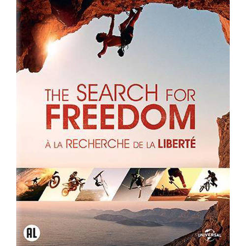 Search for freedom (Blu-ray) kopen
