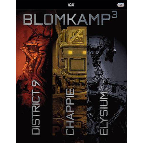 Chappie/District 9/Elysium (DVD) kopen