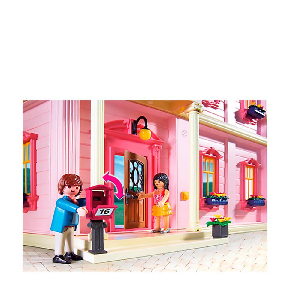 Playmobil Dollhouse herenhuis 5303   wehkamp