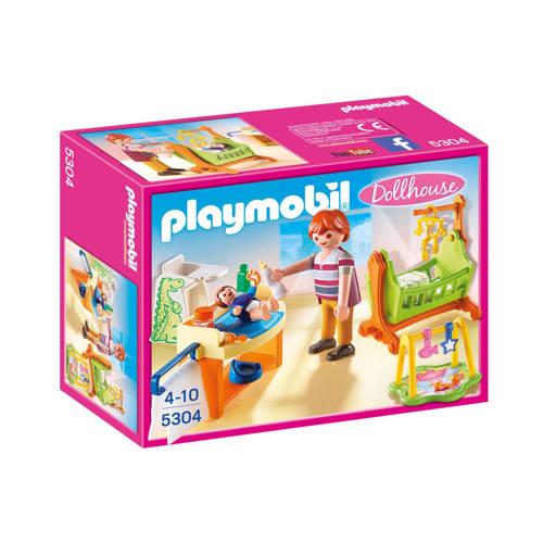 Playmobil Dollhouse babykamer met wieg
