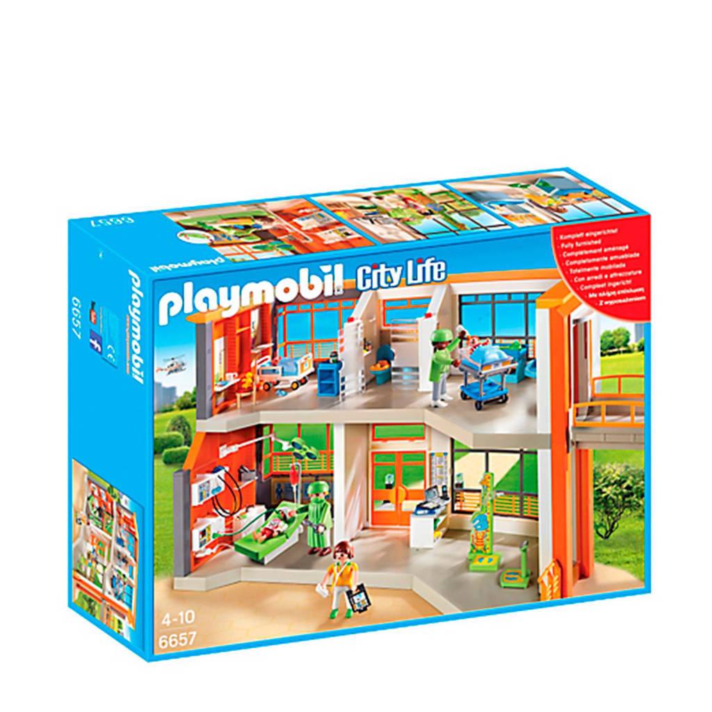 Playmobil City Life kinderziekenhuis 6657