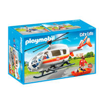 Playmobil City Life traumahelikopter 6686