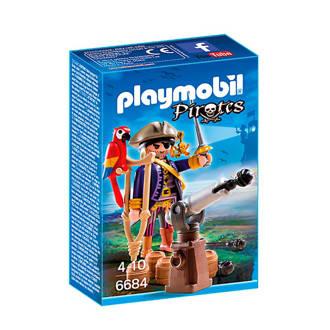 Pirates piratenkapitein Eénoog 6684