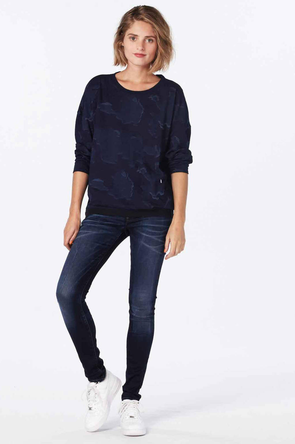 G-Star RAW Lynn mid skinny fit jeans, Medium aged