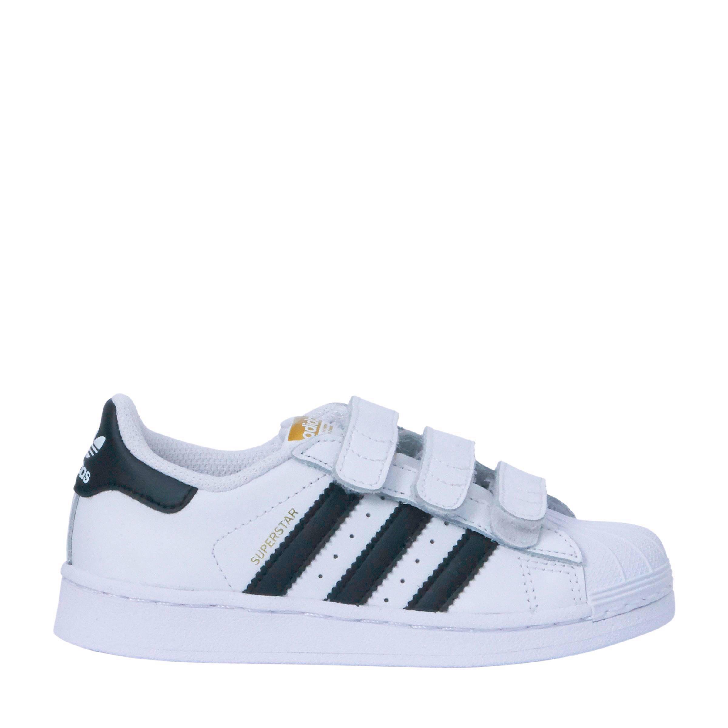 0cd9b8004e6 adidas originals sneakers Superstar Foundation CF C jongens | wehkamp