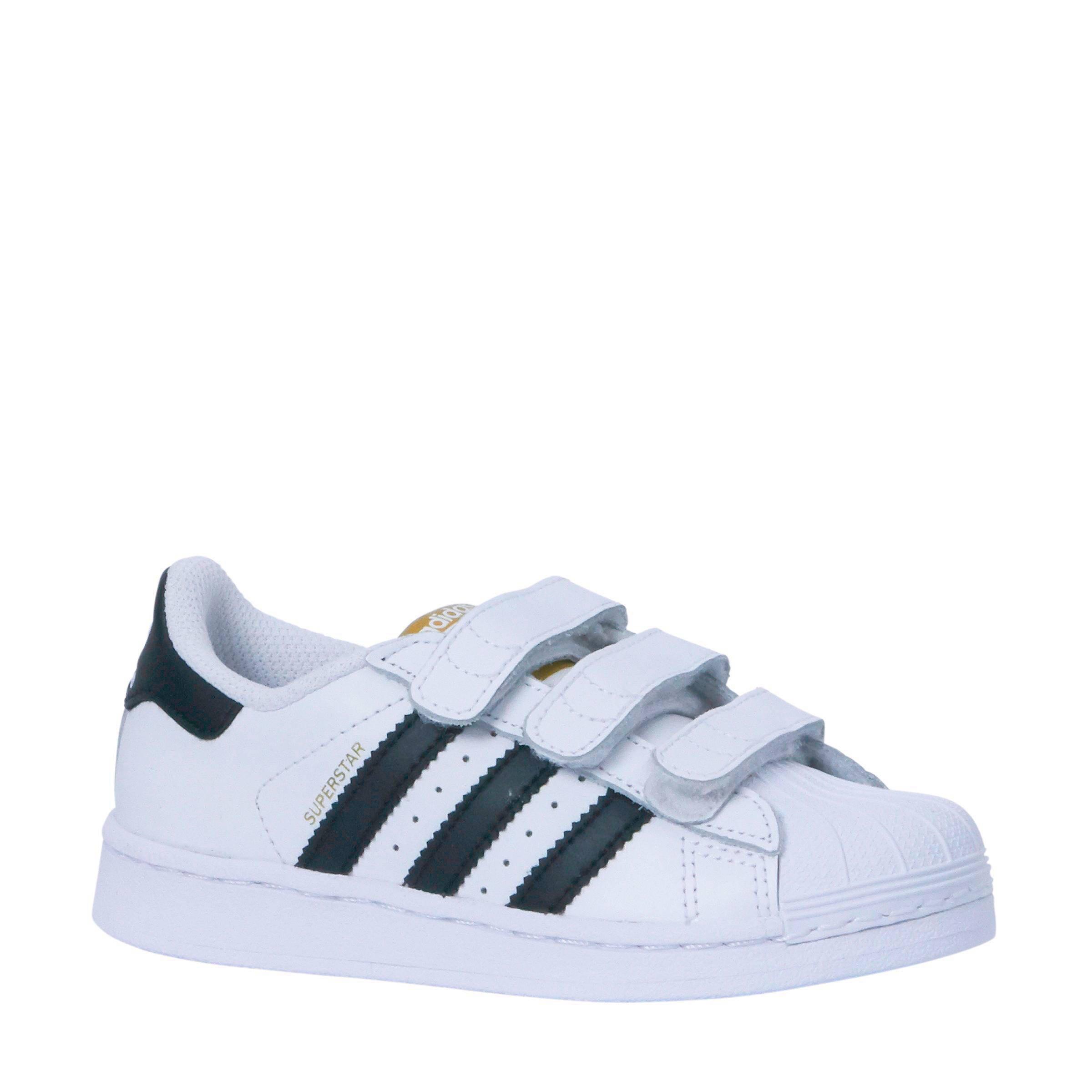 45970ce521f adidas originals sneakers Superstar Foundation CF C jongens | wehkamp