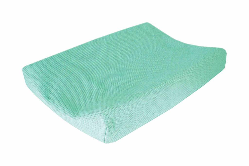 CottonBaby aankleedkussenhoes mintgroen, Mintgroen