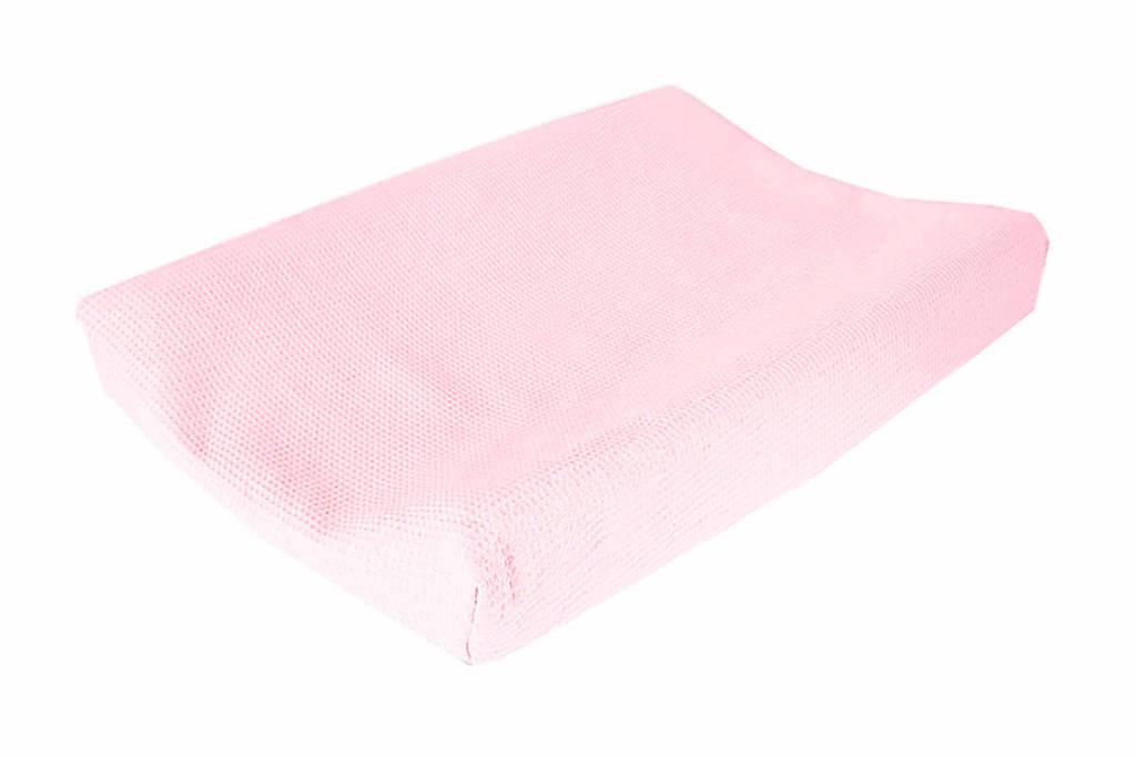 CottonBaby aankleedkussenhoes roze, Roze