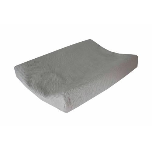 CottonBaby waskussenhoes donker grijs