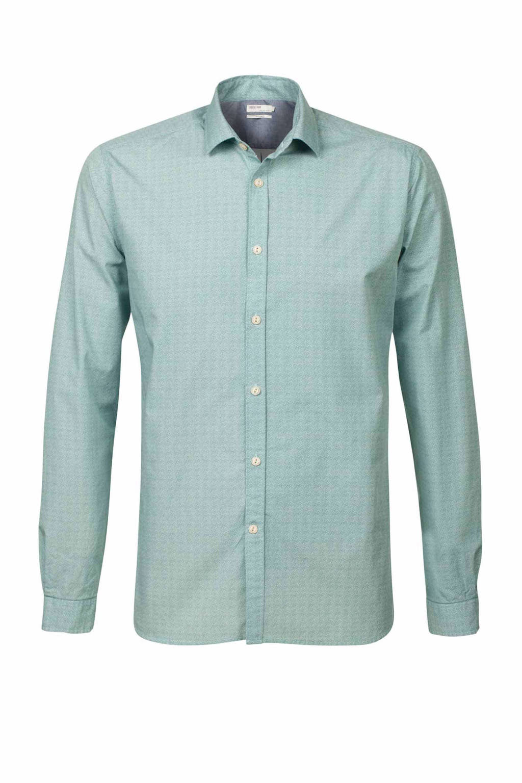Overhemd Mintgroen.Sissy Boy Regular Overhemd Wehkamp