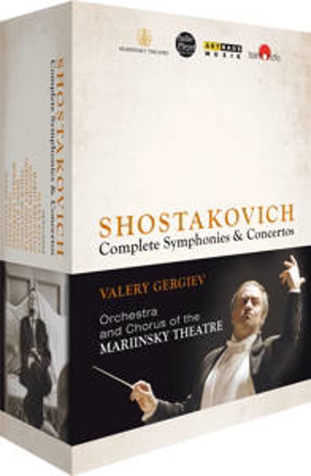 Baeva,Brunello,Capucon - Shostakovich Cycle Box (DVD)