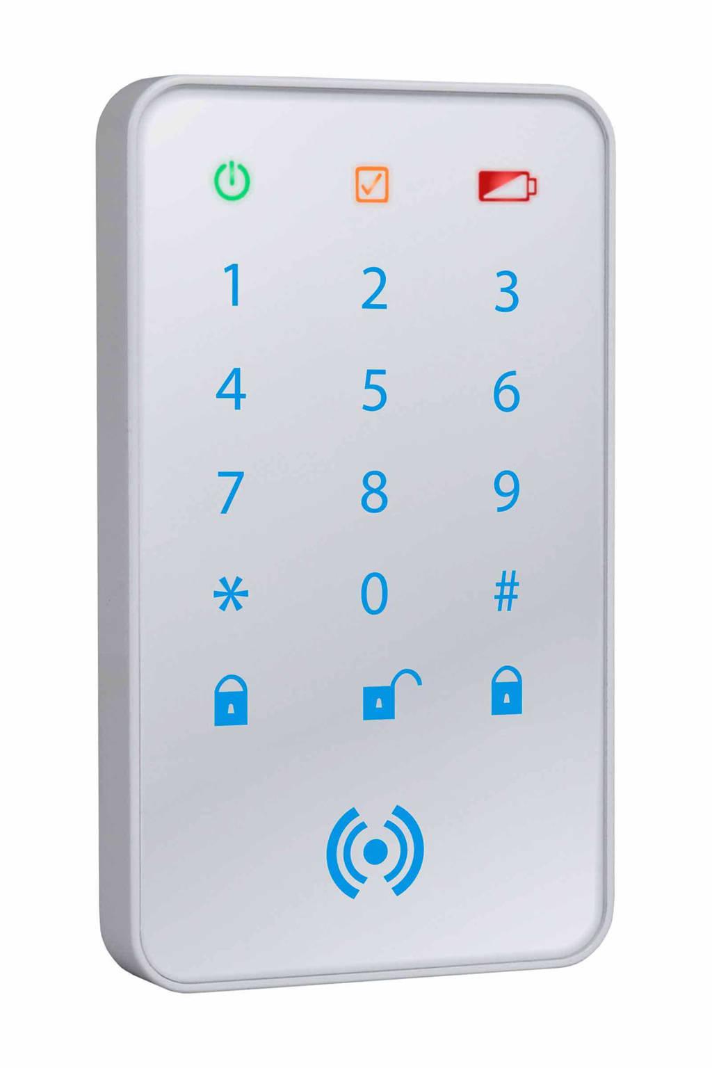 Smartwares SA78C keypad
