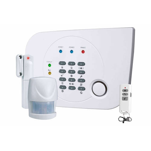 Smartwares Alarmsysteem HA700+ Starter Kit
