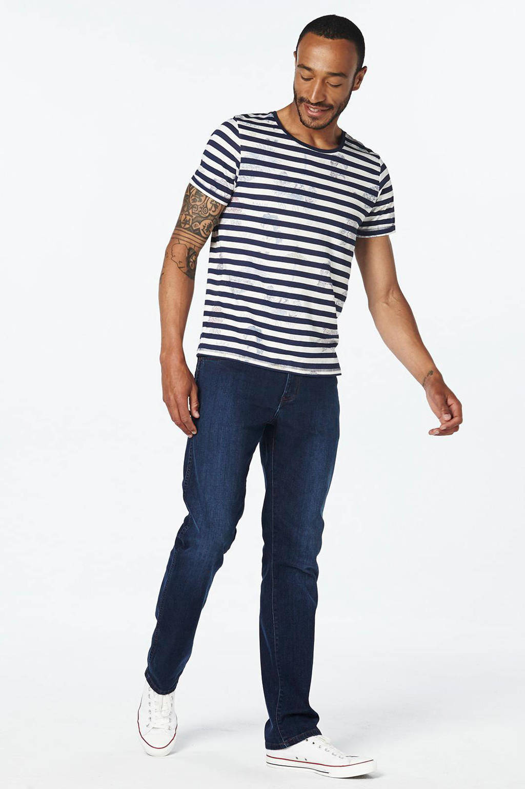Wrangler  regular Texas regular fit jeans, classic blue