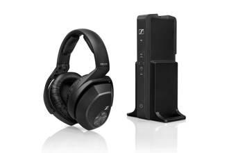 RS 175 infrarood over-ear koptelefoon zwart
