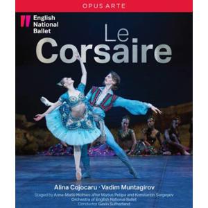 English National Ballet - La Corsaire (Blu-ray)