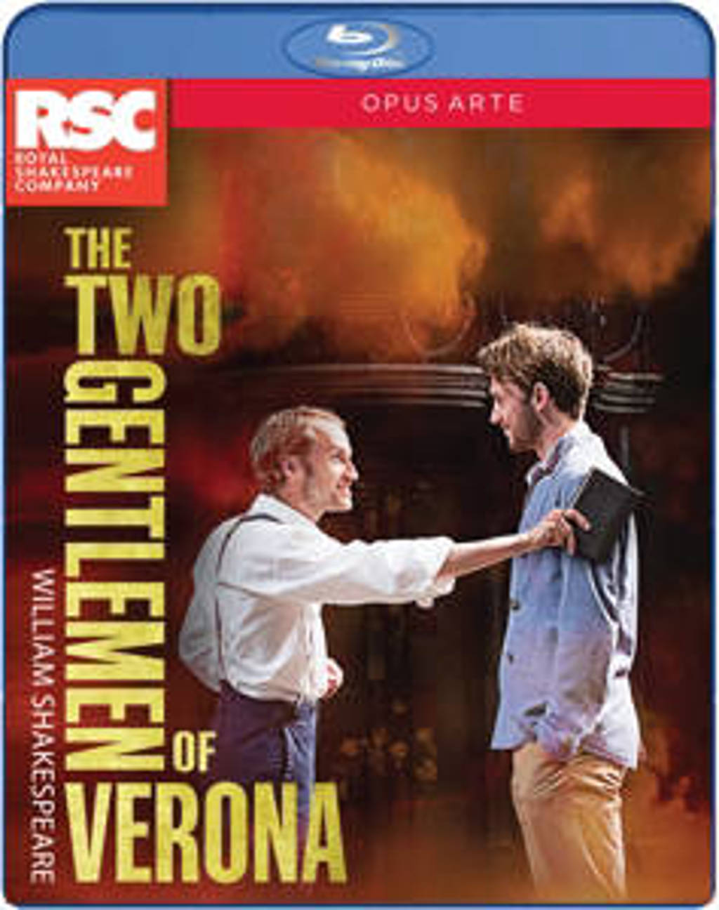 Royal Shakespeare Company - The Two Gentlemen Of Verona (Blu-ray)