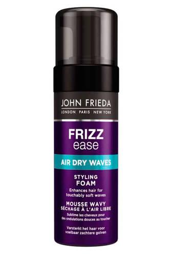 Frizz Ease Air Dry Waves Foam Styler