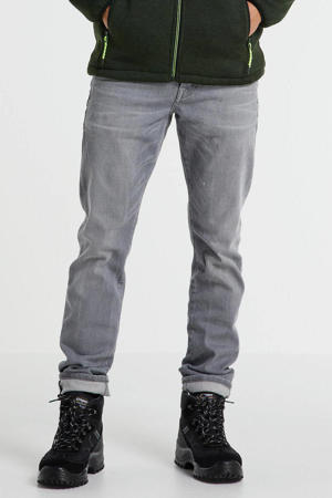slim fit jeans Ralston cement melange