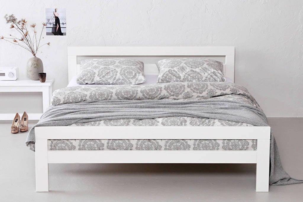 whkmp's own Bed Capri (140x200 cm), Wit