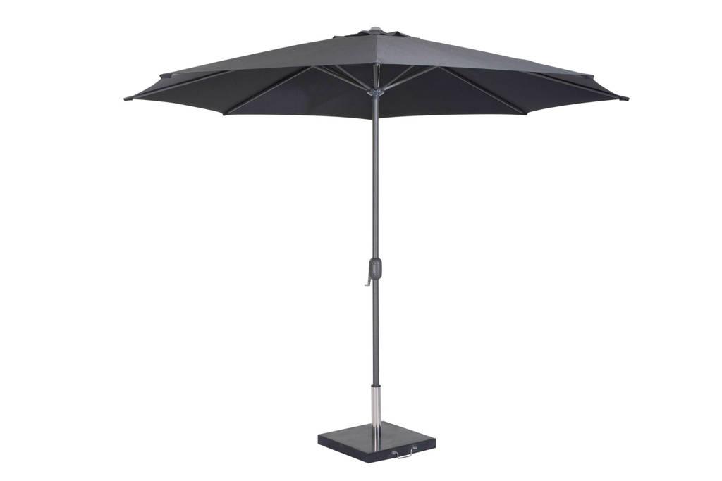 SenS-Line parasol Salou (3ø m), Antraciet