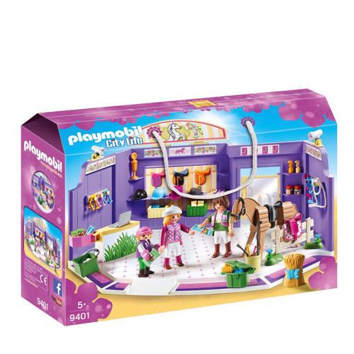 Playmobil City Life 9401 Actie-avontuur speelgoedset