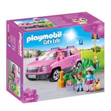 City Life familiewagen met parkeerplaats 9404