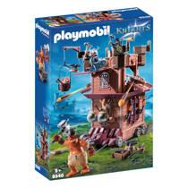 Playmobil Knights mobiele aanvalstoren van de dwergen 9340