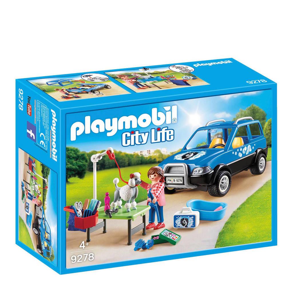 Playmobil City Life mobiel hondensalon 9278