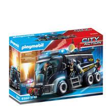 City Action SIE-truck met licht en geluid 9360
