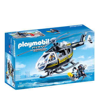 City Action SIE-helikopter 9363