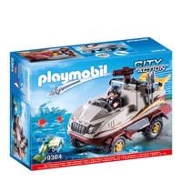 Playmobil City Action amfibievoertuig  9364