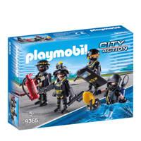 Playmobil City Action SIE-team 9365