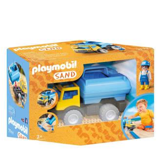 Sand vrachtwagen met watertank 9144