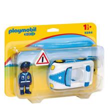1-2-3 politiewagen 9384