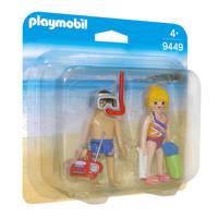 Playmobil Duo Pack badgasten 9449