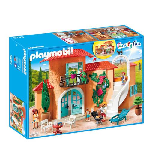 Playmobil FamilyFun 9420 Jongen-meisje set speelgoedfiguren kinderen