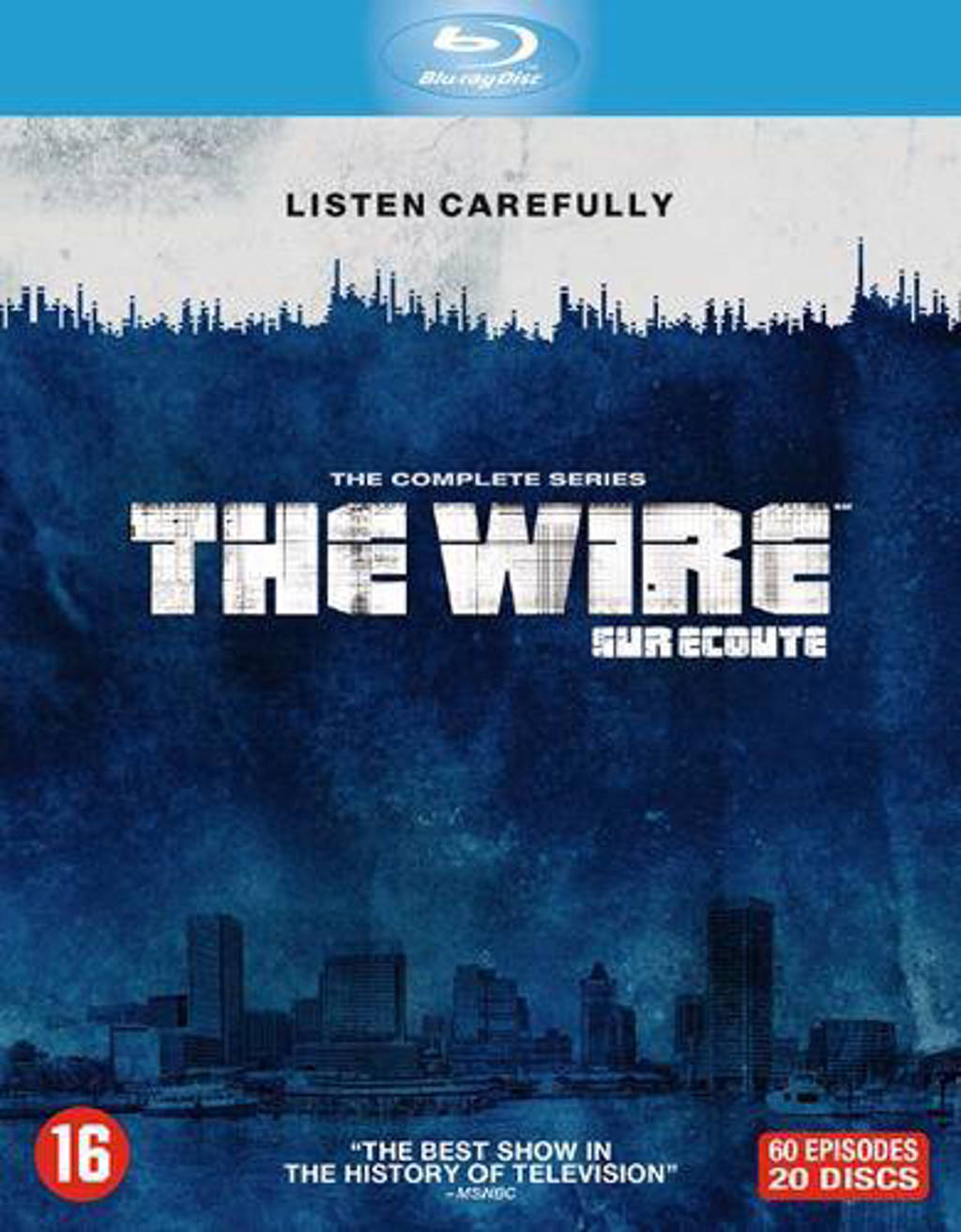 Wire - Complete collection (Blu-ray)